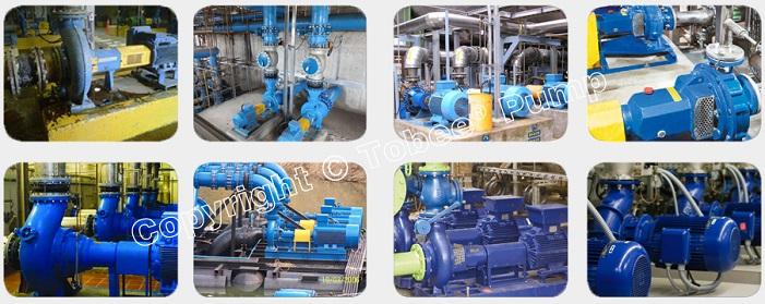 Tobee TSJ Paper Pulp Pump Applications
