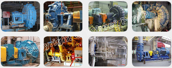 Warman MC Mill Circuit Pumps On-site Applications