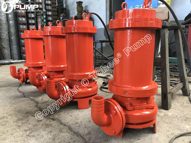 High Chrome Submersible Sand Pumps
