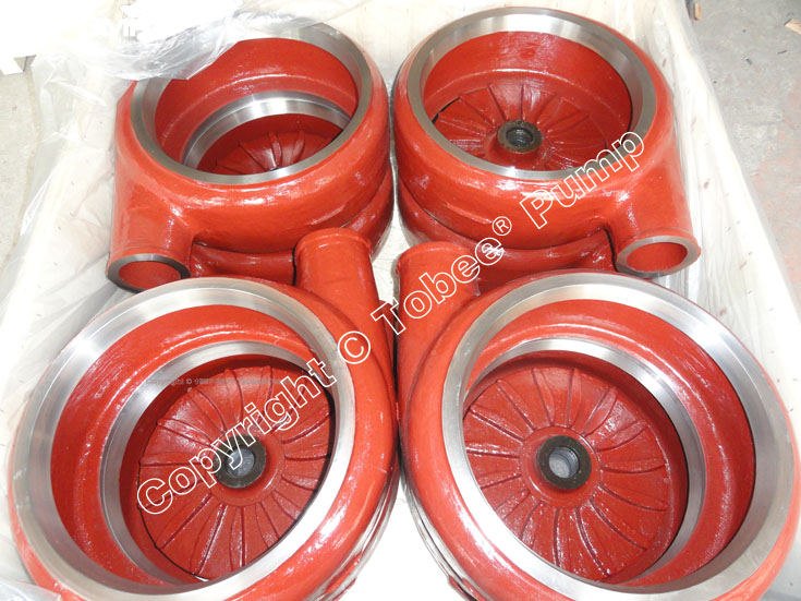 Warman 8x6 EAH Slurry Pump Parts
