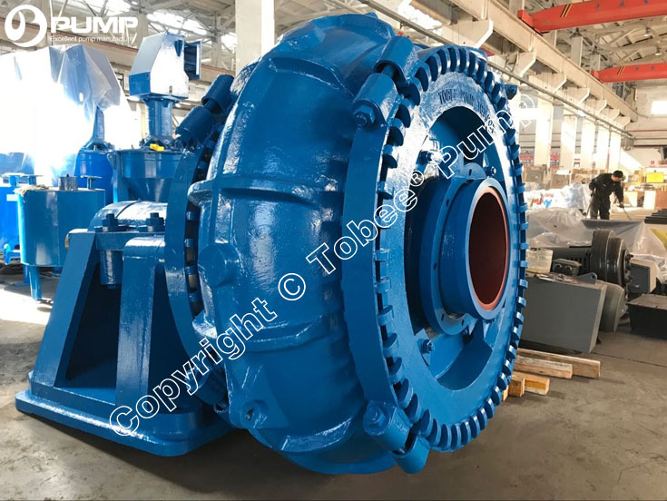 China 14x12 Dredge Pump