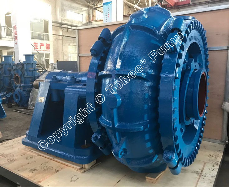China Warman Gravel Pump