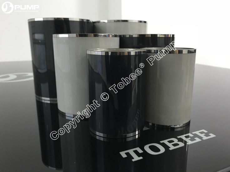 Ceramic Shaft Sleeves for Warman Pump