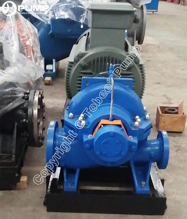 Horizontal Split Case Pumps with motor