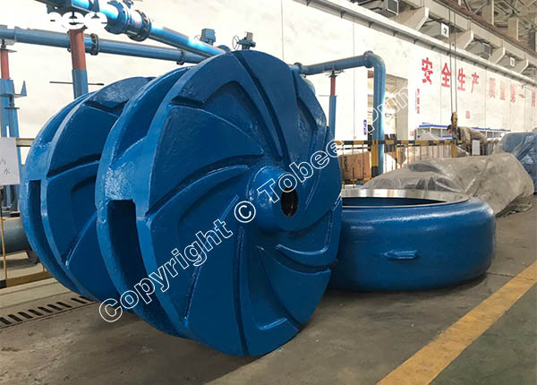 Closed Type Slurry Pump Impellers