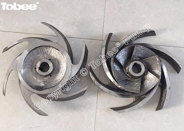 Open Type Slurry Pump Impellers