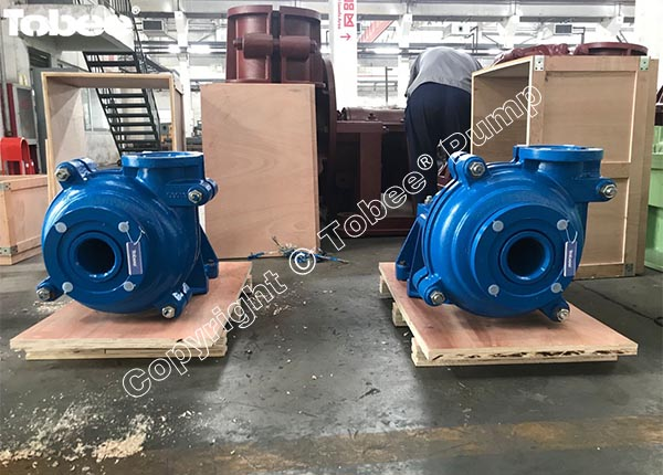 4/3 Slurry Pumps