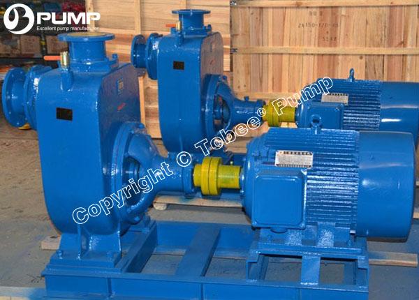 Self-priming Water Pumps