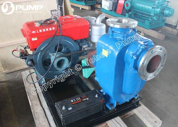 Diesel Engine Self-priming Pumps