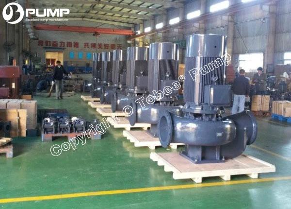 Inline Ballast Pumps