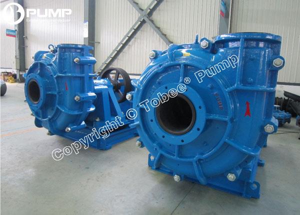 China Rubber Slurry Pumps