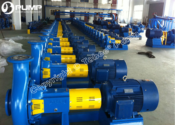 Centrifugal Paper Stock Pumps