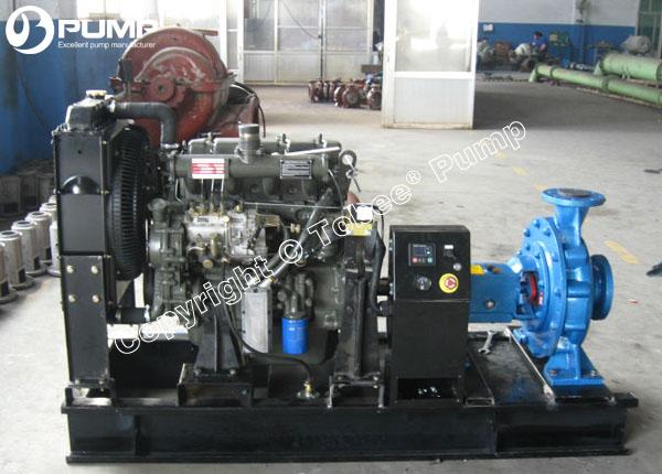 Diesel Engine End Suction Pumps
