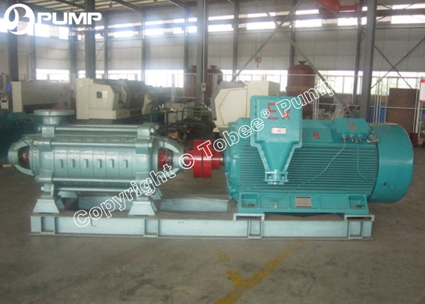 Multistage Pumps With Motor