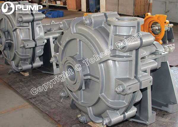 Warman HH SLurry Pumps