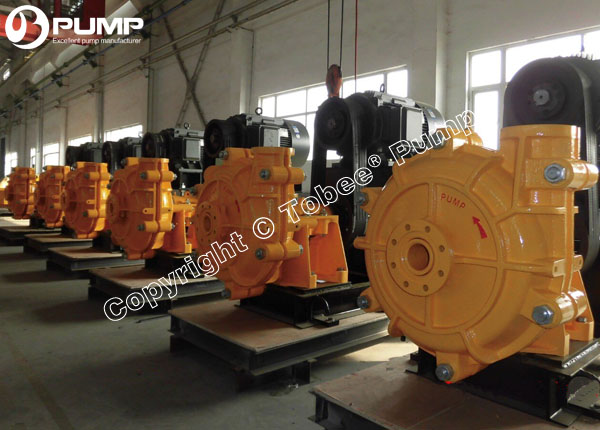 High Head Slurry Pumps China