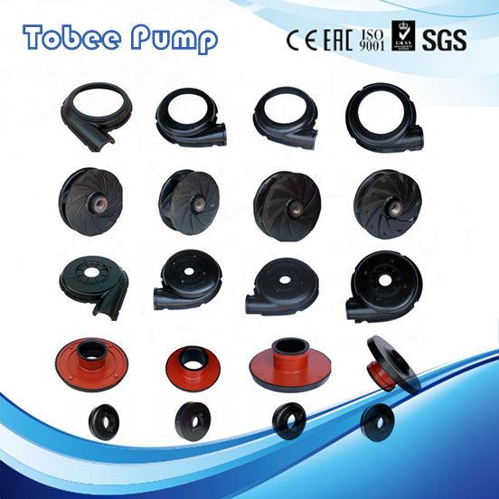Slurry Pump Rubber Parts