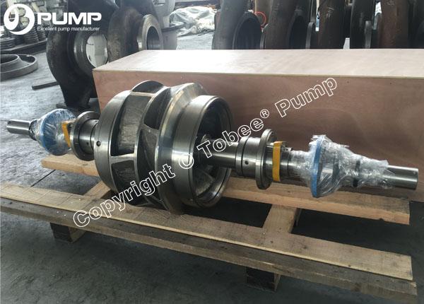 Paper Pulp Pump Parts