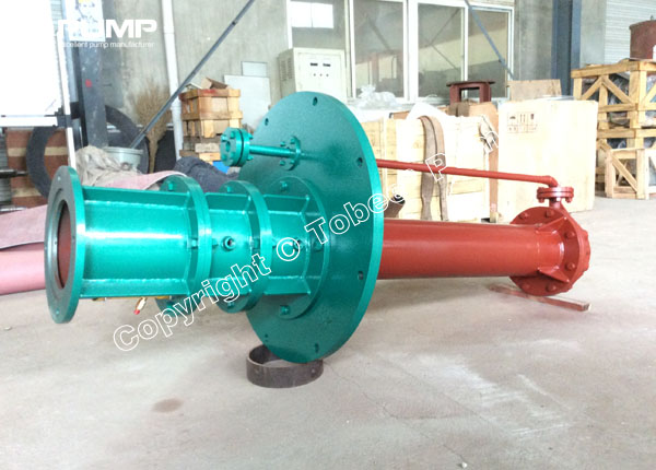 Vertical Molten Salt Pumps