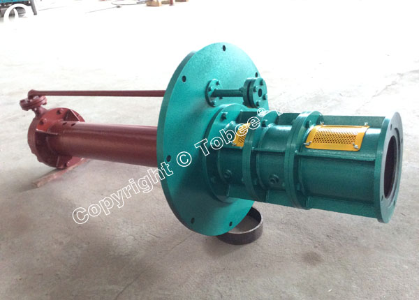 High Temperature Molten Salt Pumps