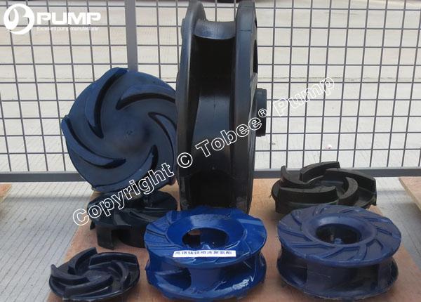 Warman Slurry Pump Polyurethane Parts