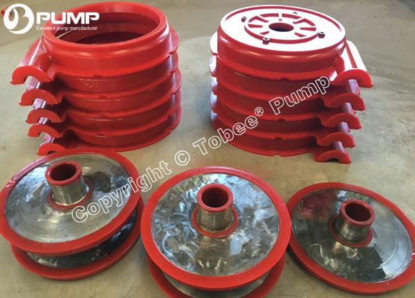 Tobee Warman Pump Polyurethane Parts