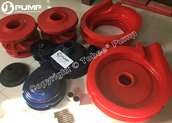 Slurry Pump Polyurethane Parts