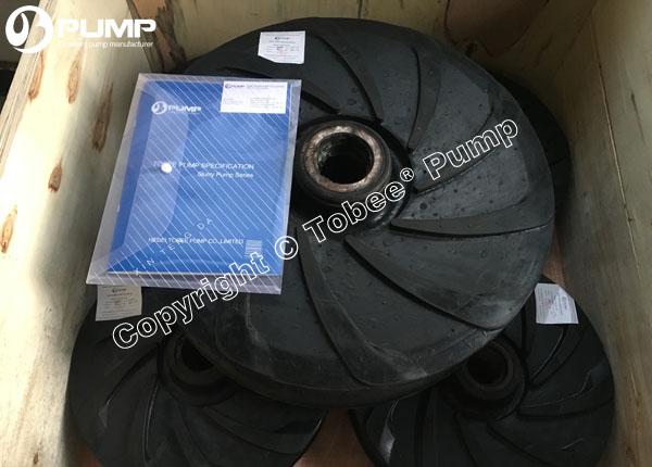 Tobee Rubber Slurry Pump Parts