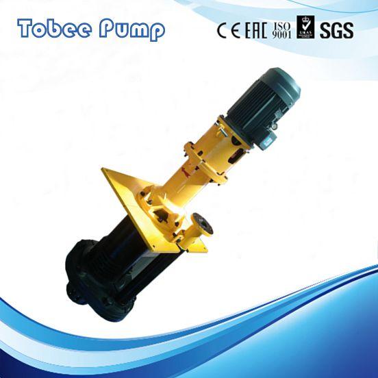 Vertical Rubber Slurry Pump