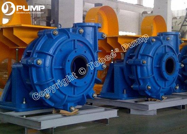 Light Rubber Slurry Pumps China