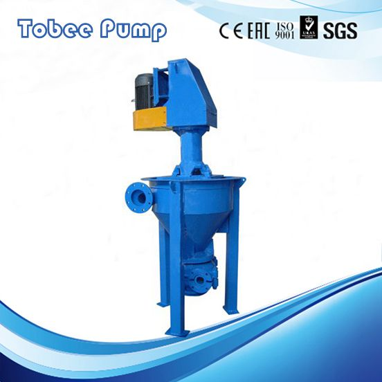 TF Vertical Froth Slurry Pump