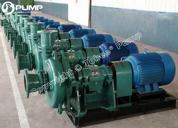 China Slurry Pump Factory