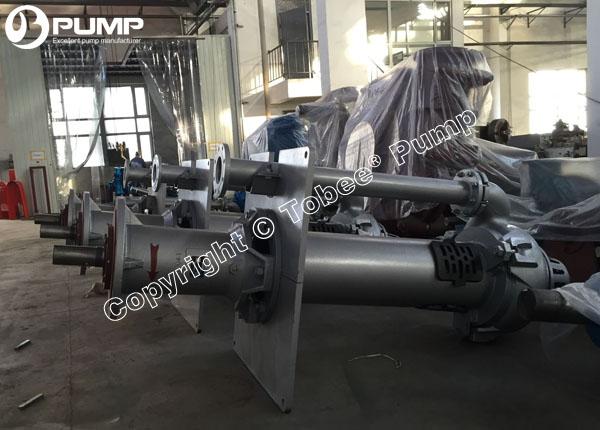 Tobee Warman Vertical Sump Pumps