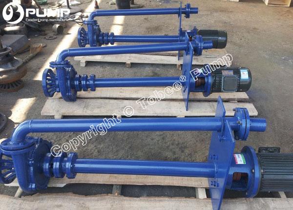 Tobee TNL Vertical Sludge Pumps