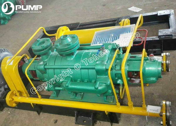 Multistage Boiler Water Pumps