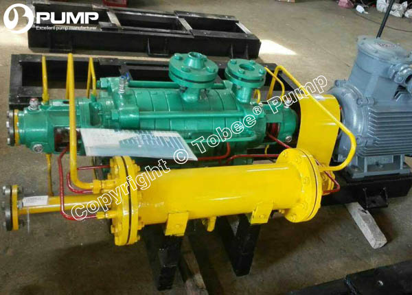Tobee High Temperature Pressure Feed Water Pumps