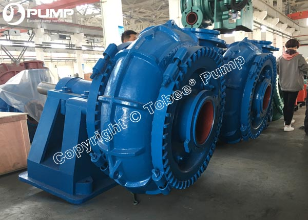 Warman Equivalent Gravel Dredge Pumps