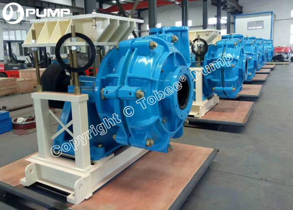 Warman Rubber Lined Slurry Pumps