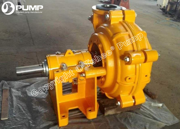 Weir Rubber Lined Slurry Pumps