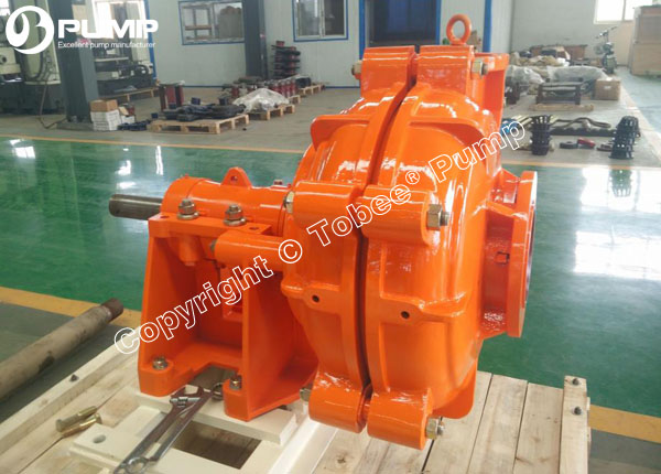 AHR Rubber Slurry Pump Manufacturer