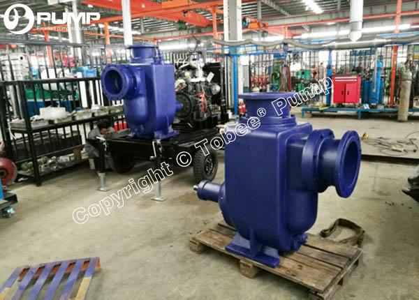 Diesel Engine Sewage Pump Manufacturer