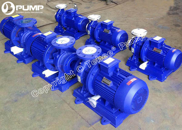 Inline Booster Pumps Factory