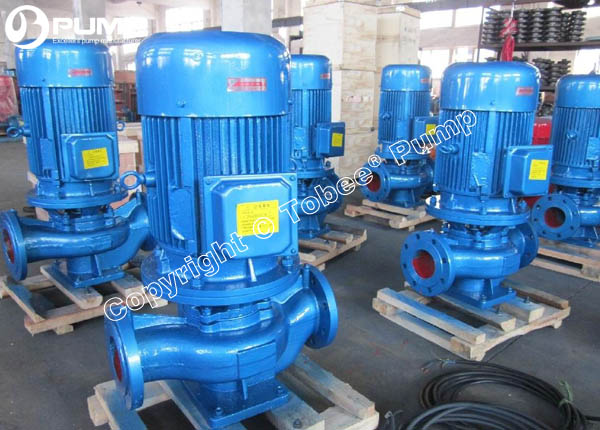 Vertical Inline Ballast Pumps