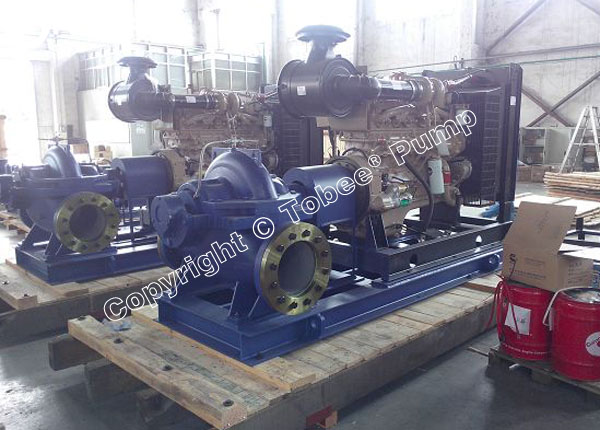Diesel Engine Driven Irrigation Pumps