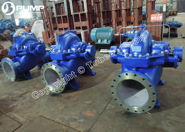 Large Capacity Irrigation Pumps