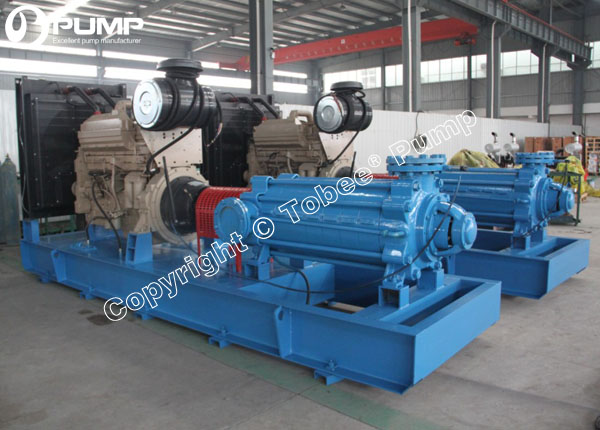 Diesel Engine Multistage Irrigation Pumps