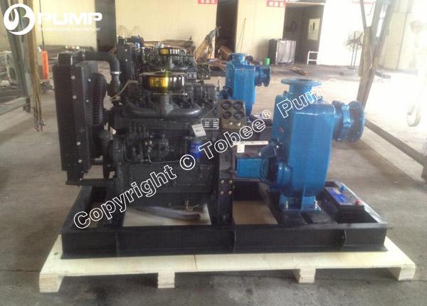 Diesel Engine Self-priming Irrigation Pumps