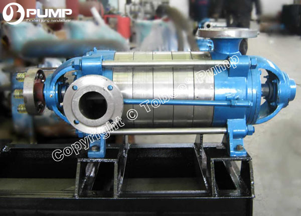 Stainless Steel Multistage Sea Water Pumps
