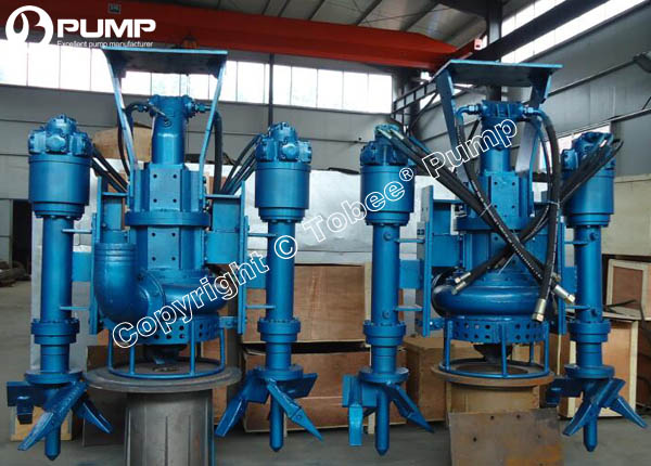 Hydraulic Slurry Pumps