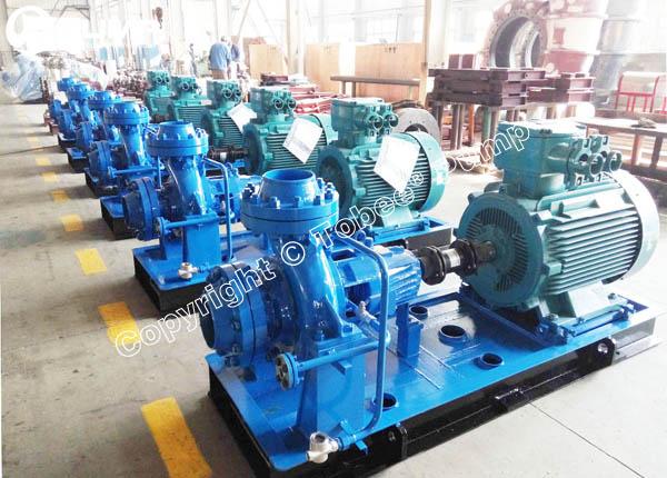 API610 OH2 Chemical Process Pumps